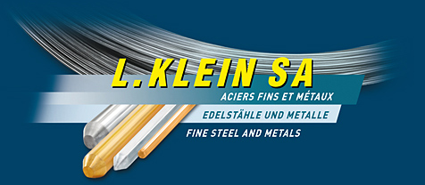 L. Klein SA, fine steel and metals